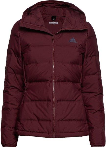 Adidas Helionic Down Hooded Jacket (Dame)
