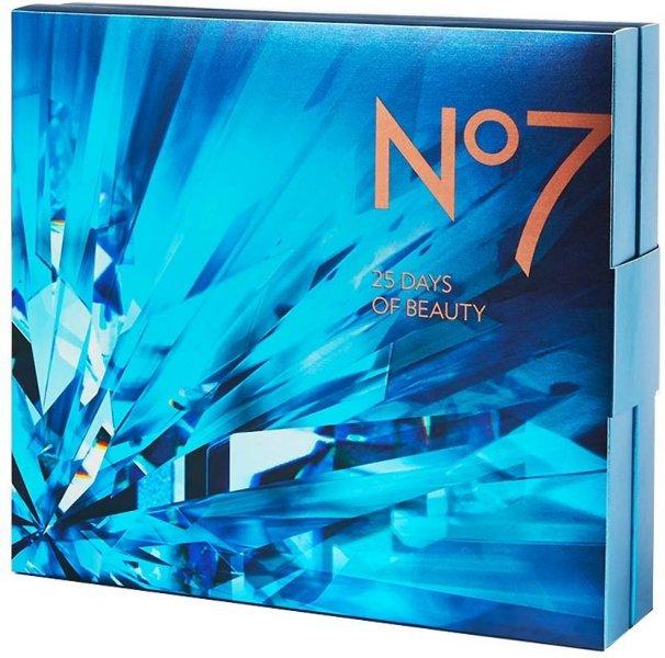 No7 Beauty Calendar 2019 julekalender