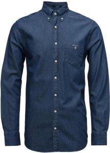Gant Indigo Reg Shirt