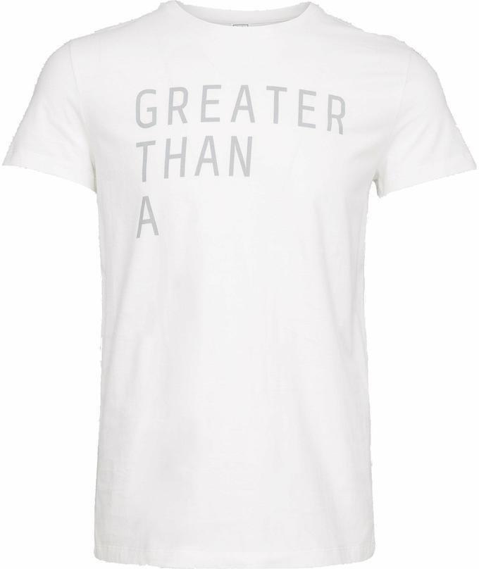 Best pris på Greater Than A Base Logo Tee Se priser før