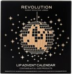 Makeup Revolution Lip adventskalender