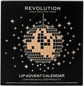 Makeup Revolution Lip adventskalender