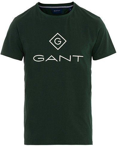 Gant Lock Up Tee (Dame)