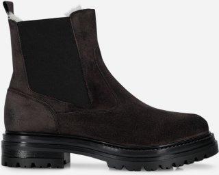 Sort  black støvler  Laura Bellariva  Støvler & boots - Sko Til Dame