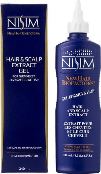 Nisim Hair and Scalp Extract 240ml