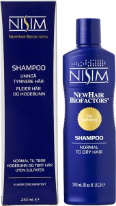 NewHair Bifoactor Shampoo Normal To Dry Hair 240ml
