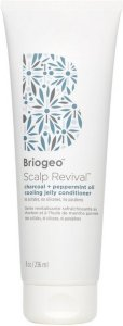 Scalp Revival Charcoal + Peppermint Oil Cooling Jelly Conditioner