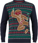 Esprit Gingerbread Man julegenser