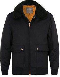 Wool Flight Jacket (Herre)