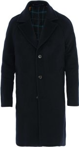 Private White V.C. Wool Cashmere Top Coat (Herre)