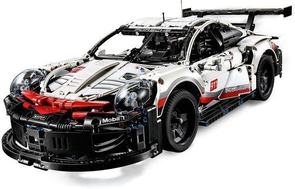 LEGO 42096 Technic - Porsche 911