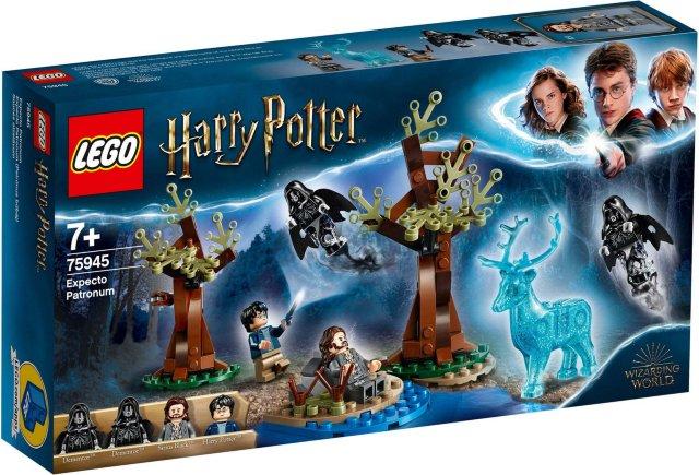 LEGO 75945 Harry Potter - Ecpecto Patronum