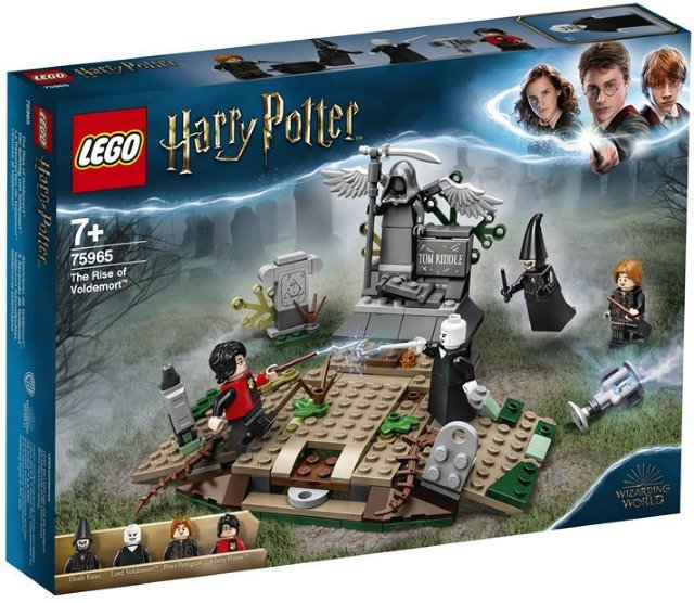 LEGO 75965 Harry Potter - The Rise of Voldemort