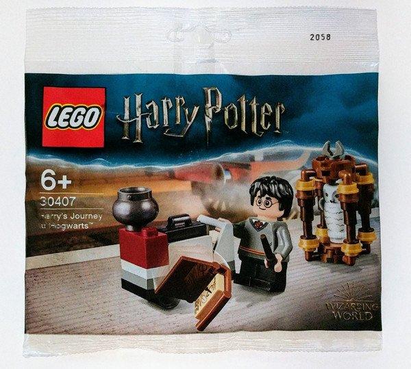 LEGO 30407 Harry Potter - Harry's Journey to Hogwarts