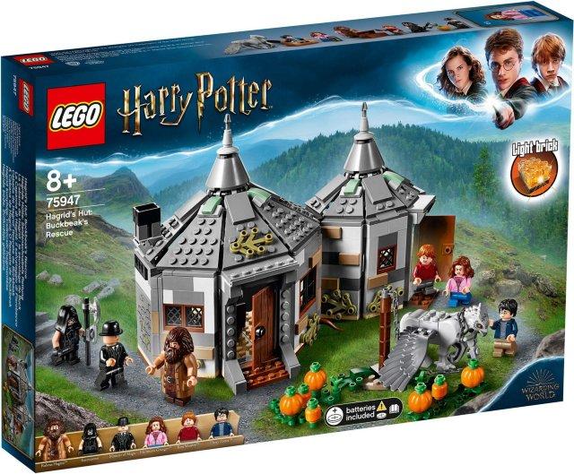 LEGO 75947 Harry Potter - Hagrid's Hut: Buckbeak's Rescue