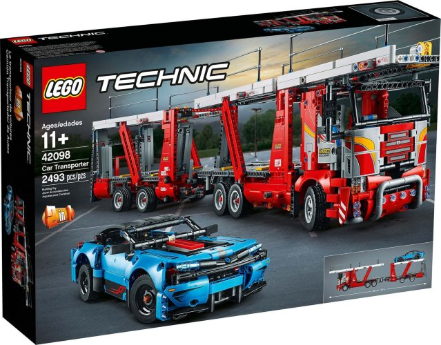 LEGO 42098 Technic - Car Transporter