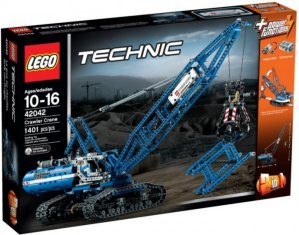 LEGO 42042 Technic - Crawler Crane