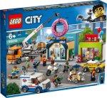 LEGO 60233 City - Donut Shop Opening