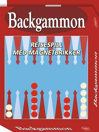 Backgammon reisesplill