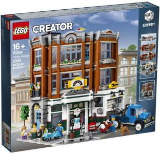 10264 Creator - Corner Garage