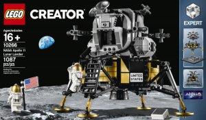 LEGO 10266 Creator Expert - NASA Apollo 11