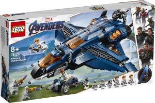76126 Marvel Super Heroes - Avengers Ultimate Quinjet