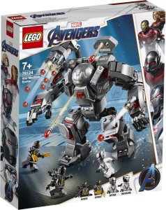 76124 Marvel Super Heroes - War Machine Buster