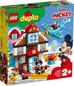 LEGO Duplo 10889 Disney - Mickey's Vacation House