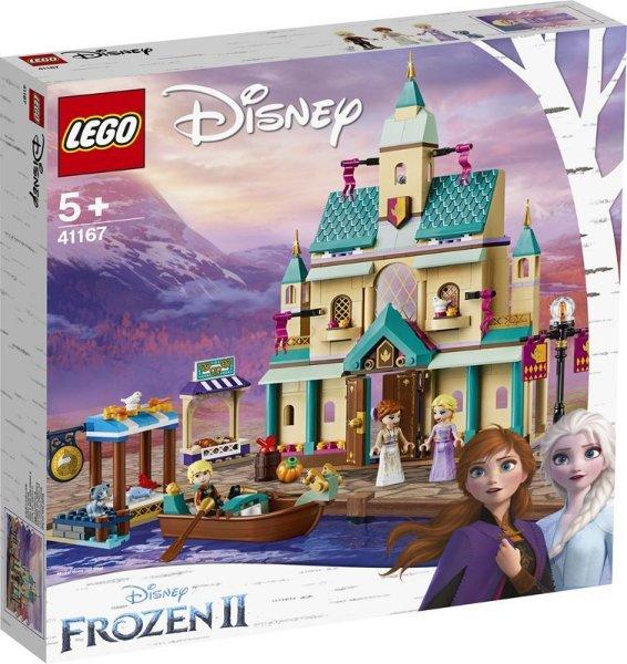 LEGO 41167 Disney - Frozen: Arendelle Caslte Village