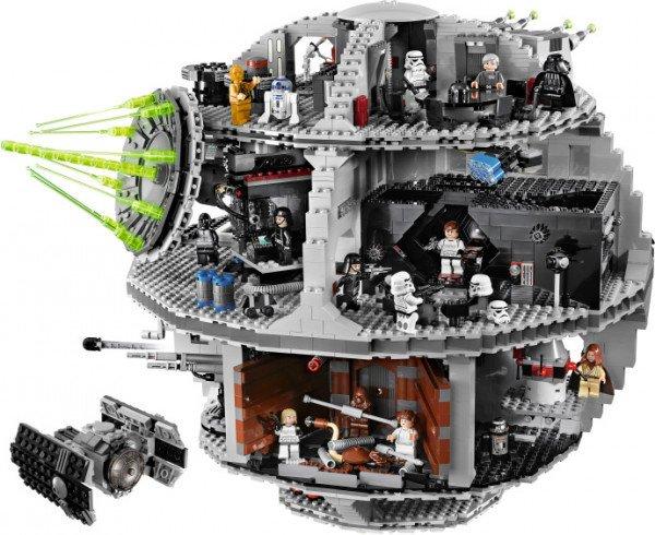 LEGO Star Wars 10188 Exclusive Death Star