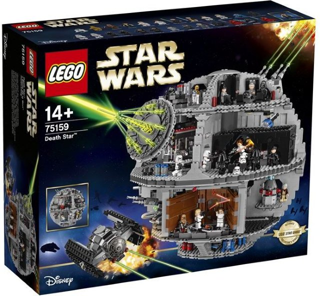 LEGO Star Wars 75159 Exclusive Death Star