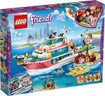 LEGO 41381 Friends - Rescue MIssion Boat