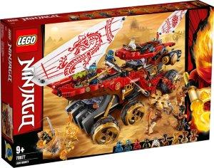LEGO 70677 Ninjago - Land Bounty