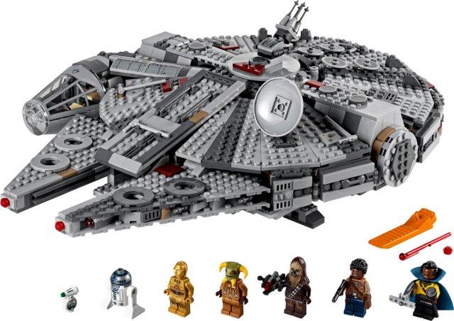 LEGO 75257 Star Wars - Millenium Falcon