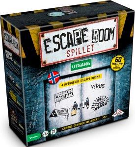Escape Room Spillet