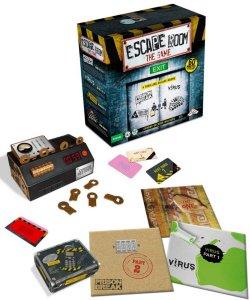 Escape Room 2 Brettspill