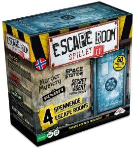 Escape Room Spillet 2
