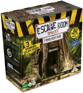 Escape Room Spillet Familie