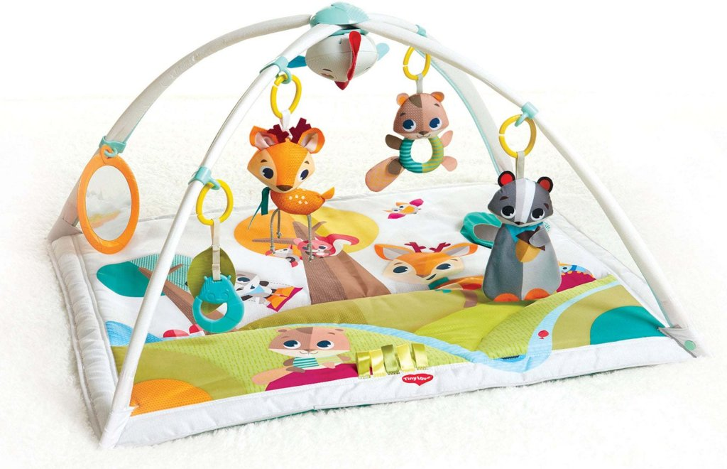 Tiny Love Deluxe Into The Forest Babygym