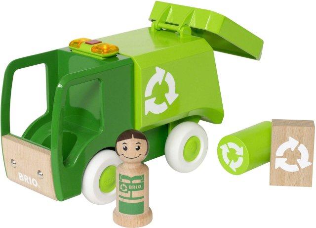 Brio 30278 Søppelbil