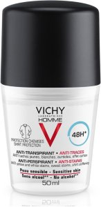 Homme Shirt Protection 48H Deo Roll-On 50ml