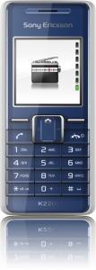 Sony Ericsson K220i med abonnement