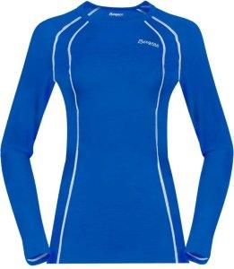 Best pris på Bergans Fjellrapp LS Shirt (Dame) Ullundertøy