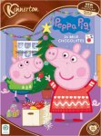 Peppa Pig adventskalender sjokolade