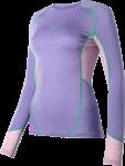 Johaug Lithe Tech-Wool Long Sleeve (Dame)