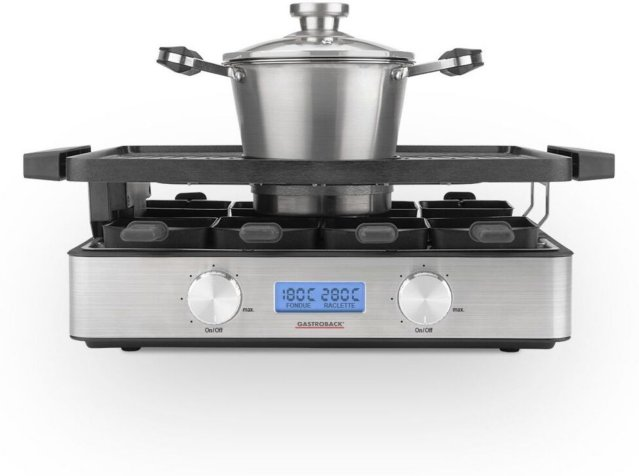 Gastroback Raclette 42561
