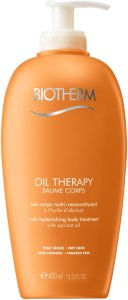 Biotherm Oil Therapy Baume Corps Nutri-Replenishing Body Treatment 400ml