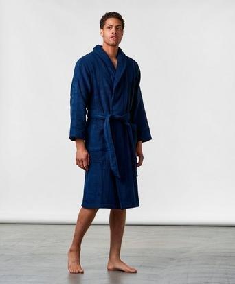 Calvin Klein Terry Robe (Unisex)