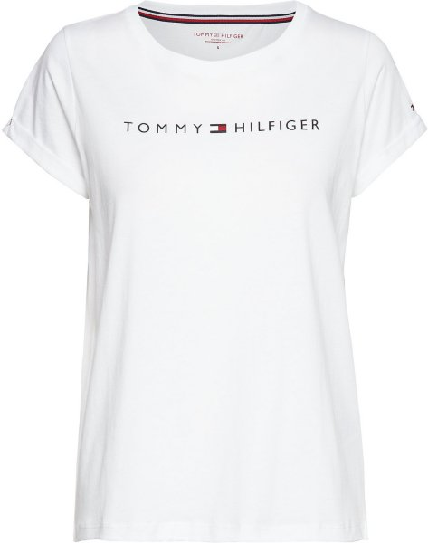 Tommy Hilfiger Core Logo Tee (Dame)