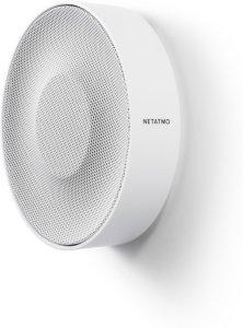 Smart Indoor Siren (NIS01-EU)